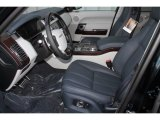 2016 Land Rover Range Rover Autobiography Front Seat