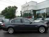 2007 Sparkling Graphite Metallic BMW 3 Series 335xi Sedan #11161510