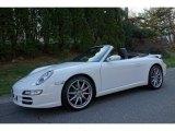 2007 Carrara White Porsche 911 Carrera Cabriolet #111844612