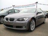 2007 Space Gray Metallic BMW 3 Series 328i Coupe #11171114