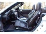 2007 Porsche 911 Carrera Cabriolet Front Seat