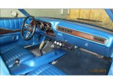 1971 Dodge Charger Interiors