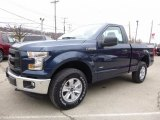 2016 Ford F150 XL Regular Cab 4x4 Data, Info and Specs
