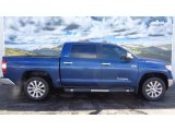 2014 Blue Ribbon Metallic Toyota Tundra Limited Crewmax 4x4 #111844563