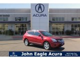 2012 Cayenne Red Nissan Rogue SV #111864258