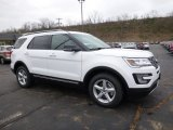 2016 Oxford White Ford Explorer XLT 4WD #111864311