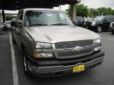 2003 Light Pewter Metallic Chevrolet Silverado 1500 LS Extended Cab #11174634