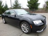 2015 Chrysler 300 Phantom Black Tri-Coat Pearl