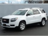 2016 Summit White GMC Acadia SLE AWD #111864560