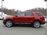 2016 Ruby Red Metallic Tri-Coat Ford Explorer XLT 4WD #111864387