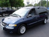 2000 Chrysler Town & Country Patriot Blue Pearlcoat