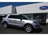 2016 Ingot Silver Metallic Ford Explorer XLT #111891488