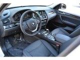 2016 BMW X3 Interiors