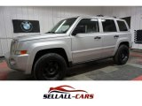 2007 Bright Silver Metallic Jeep Patriot Limited 4x4 #111891281