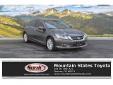 2013 Hematite Metallic Honda Accord EX-L V6 Sedan #111891329