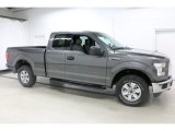 2016 Magnetic Ford F150 XLT SuperCab 4x4 #111891206