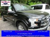 2016 Shadow Black Ford F150 King Ranch SuperCrew 4x4 #111927388
