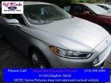 2016 Ingot Silver Metallic Ford Fusion Titanium #111927379