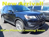 2016 Shadow Black Ford Explorer Limited 4WD #111927586