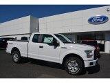 2016 Oxford White Ford F150 XL SuperCab 4x4 #111927471