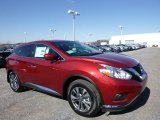 Nissan Murano 2016 Data, Info and Specs