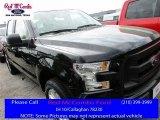 2016 Shadow Black Ford F150 XL SuperCrew 4x4 #111927389