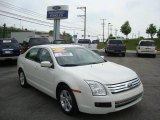 2008 White Suede Ford Fusion SE V6 #11167117