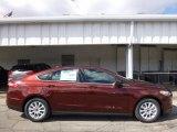 2016 Bronze Fire Metallic Ford Fusion S #111951277
