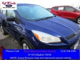 2016 Deep Impact Blue Metallic Ford Escape S #111951176