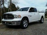 2014 Bright White Ram 1500 SLT Quad Cab #111951553