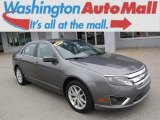 2011 Sterling Grey Metallic Ford Fusion SEL V6 #111951321