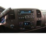 2013 Chevrolet Silverado 1500 LT Crew Cab 4x4 Controls