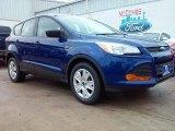 2016 Deep Impact Blue Metallic Ford Escape S #111951214