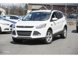 2016 White Platinum Metallic Ford Escape SE 4WD #111986598