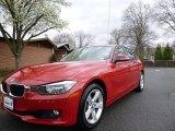 2013 Melbourne Red Metallic BMW 3 Series 328i xDrive Sedan #111986804