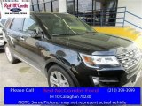 2016 Shadow Black Ford Explorer Limited #112015480