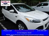 2016 White Platinum Metallic Ford Escape Titanium #112015463