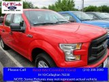 2016 Race Red Ford F150 XL SuperCrew #112015461