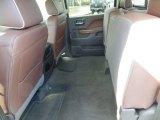 2016 Chevrolet Silverado 1500 High Country Crew Cab 4x4 Rear Seat