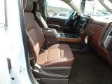 2016 Chevrolet Silverado 1500 High Country Crew Cab 4x4 Front Seat