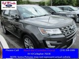 2016 Magnetic Metallic Ford Explorer Limited #112015456