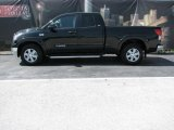 2008 Black Toyota Tundra SR5 Double Cab #11162249