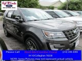 2016 Magnetic Metallic Ford Explorer Sport 4WD #112015453