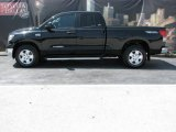 2008 Black Toyota Tundra SR5 TRD Double Cab #11162250