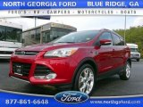 2013 Ruby Red Metallic Ford Escape Titanium 2.0L EcoBoost 4WD #112015369