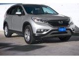 2016 Alabaster Silver Metallic Honda CR-V EX-L #112028441