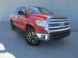 2016 Inferno Orange Toyota Tundra SR5 CrewMax 4x4 #112033362