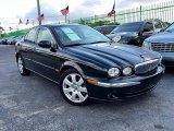 2005 Jaguar X-Type Ebony Black