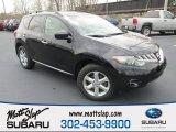2009 Super Black Nissan Murano LE AWD #112033397