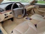2000 Mercedes-Benz S Interiors